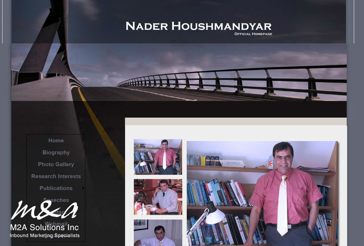 Project: Dr. Houshmandyar