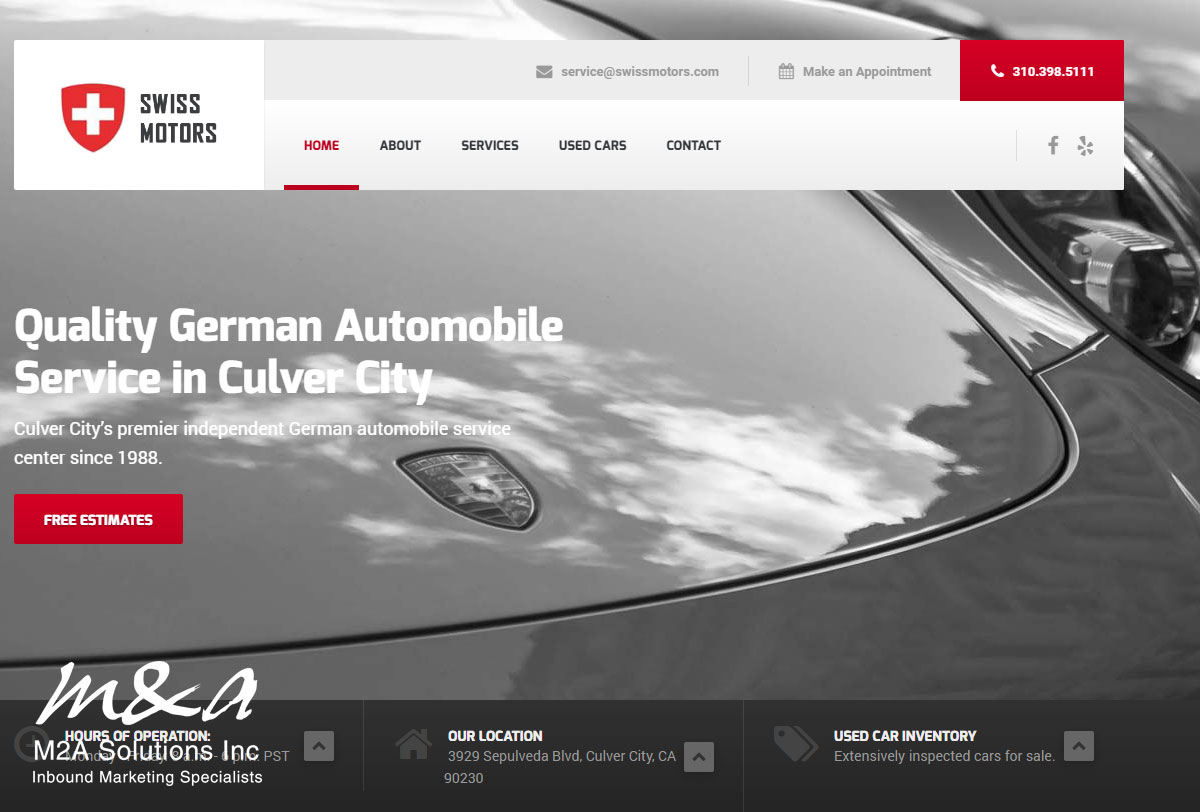 Project: Swiss Motors