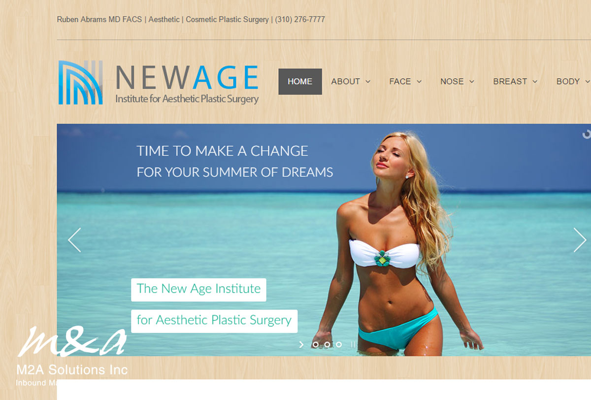 Project: The New Age Institute for Aesthetic Plastic Surgery
