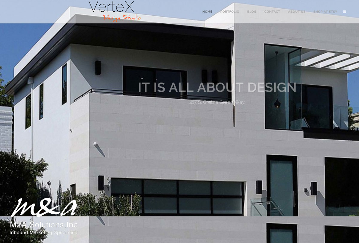 Project: Vertex Design Studio