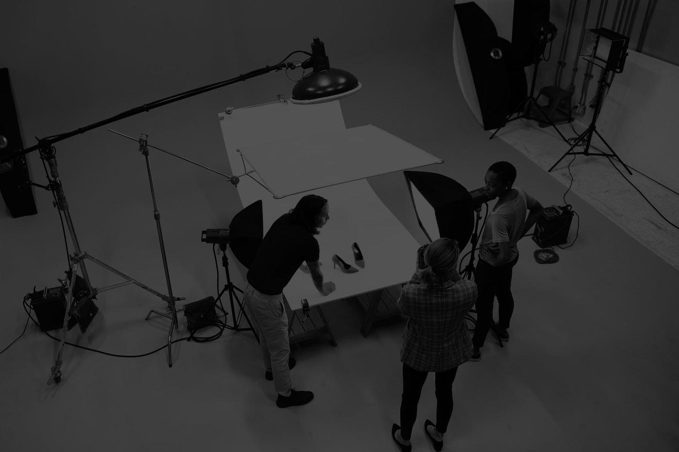 Merchandise Photo Shoot Services